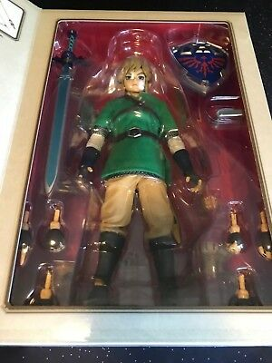 The Legend of Zelda Skyward Sword Real Action Heroes