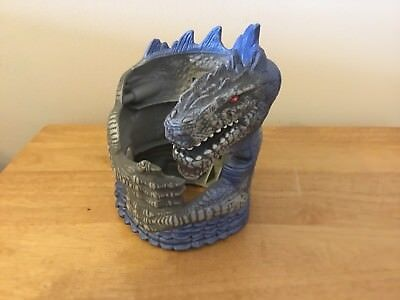 1998 GODZILLA Cup Holder Toho Taco Bell Collectible Promotional Great Condition