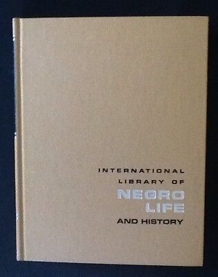 International Library of Negro Life and History Anthology In Theatre