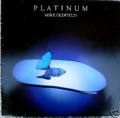 Mike Oldfield - Platinum , Vinyl Lp