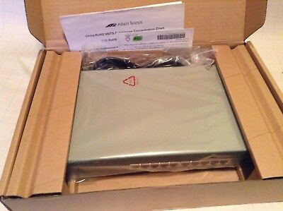 Allied Telesis  (ATGS950/10PS10) Network Device