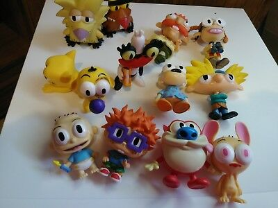 funko mystery minis nickelodeon complete set of 12 without exclusives