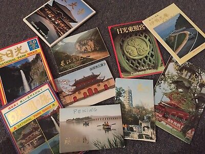 Postcards 1930 Or 50s  all ORIENT  Vintage many sets
