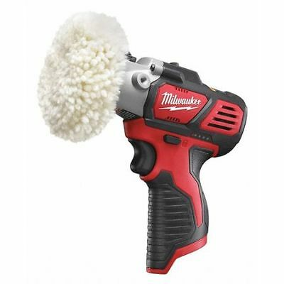 M12 Cordless Polisher, No Battery Included MILWAUKEE 2438-20