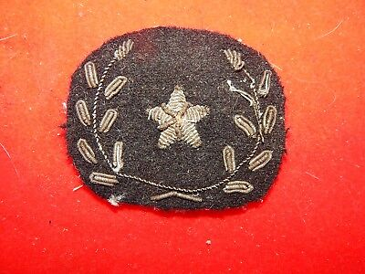 Texas Confederate Civil War Officers Inf. Hat Wreath For Slouch Hat Excellent