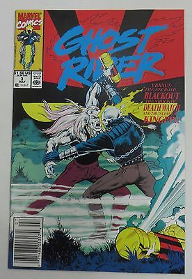 Ghost Rider Vol 2 No. 3 July 1990  MINT Condition Marvel Comics