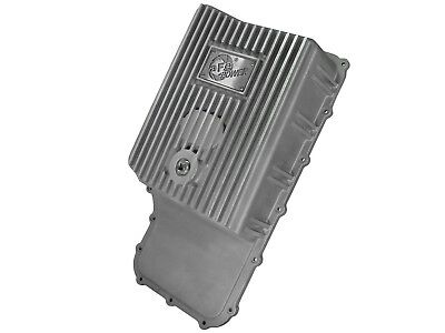 AFE POWER 46-70180 Transmission Pan, Machined Fins for   Ford Trucks
