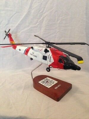 "U.S. Coast Guard Sikorsky HH-60J ""Jayhawk"" Rescue Helicopter"