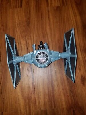 Star Wars TIE Fighter With Pilot