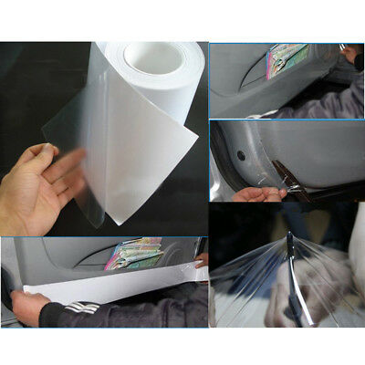 "6""x120"" 3M*15cm Car Clear Protective Film Bra Door Edge Paint Protection Vinyl"