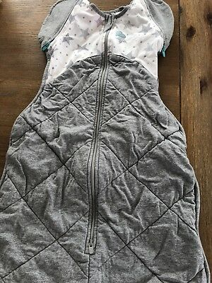 Love To Dream Swaddle Up 50/50 Warm 2.5 Tog Size Medium