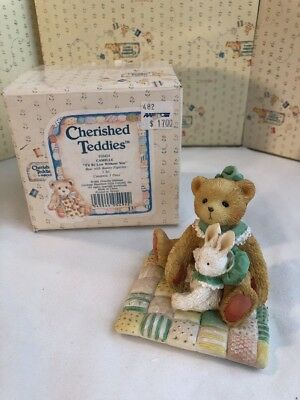 Cherished Teddies Camille #950424 - I'd Be Lost Without You