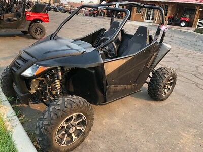 2015 Arctic Cat Wildcat Sport Limited 700 EPS