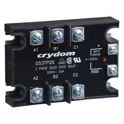 Solid State Relay,4 to 32VDC,50A CRYDOM D53TP50D