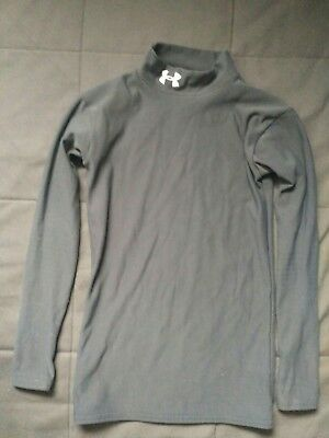 Under Armour Base Layer Top Boys