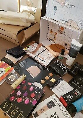 Lot goodies My Little Box et produits divers