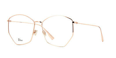 Dior stellaire 04 golden glasses spec frame new £250