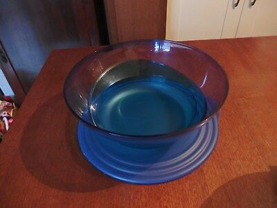 TUPPERWARE ILLUSIONS BOWL  with Lid>>>>3.2 litre