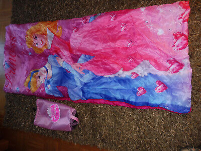 supersüßer Disney Princess Schlafsack