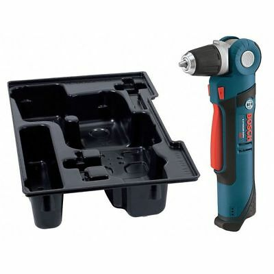 "Cordless Right Angle Drill,12V,3/8"",Bare Tool BOSCH PS11BN"