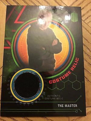 Topps Doctor Who Extraterrestrial 2016 Green Costume 230/299 The Master Hoodie