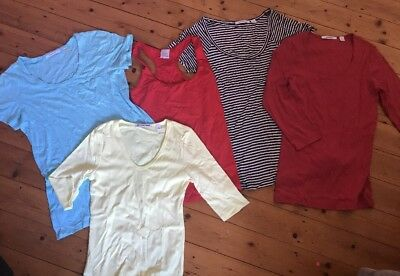 Country Road Tops Cotton Women's Size S (AU 10) - 5 Tops