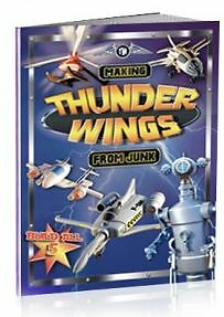 Making Thunder Wings From Junk - Build 5 Awesome Aircraft + 50 Stickers Activity