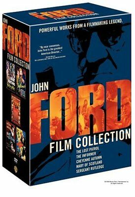 The John Ford Film Collection (The Informer / Mary of Scotland / The Lost Patrol