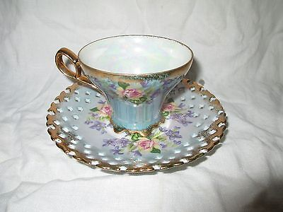 L M Halsey Cup and Saucer