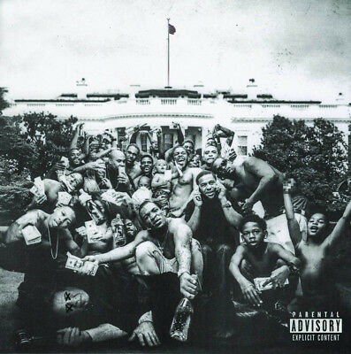 Kendrick Lamar - To Pimp a Butterfly CD #1970189