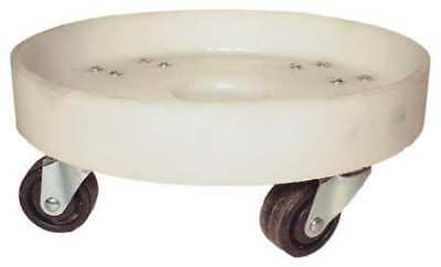 Z17 Drum Dolly,400 lb,4in H,15 gal. ZEBRA SKIMMERS CORP. FXDD15