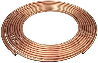 "1/4"" OD x 100 ft. Coil Copper Tubing Type ACR MUELLER INDUSTRIES D 04100P"