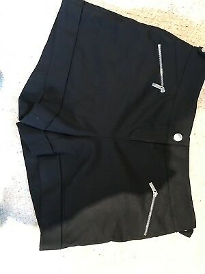 Karen Millen Black Shorts 12
