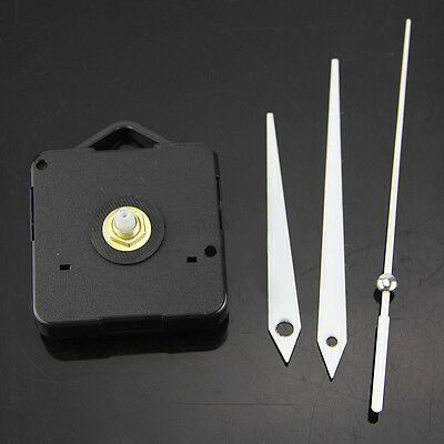 Quartz Battery Wall Clock Movement Mechanism Repair Tool Replace Parts DIY
