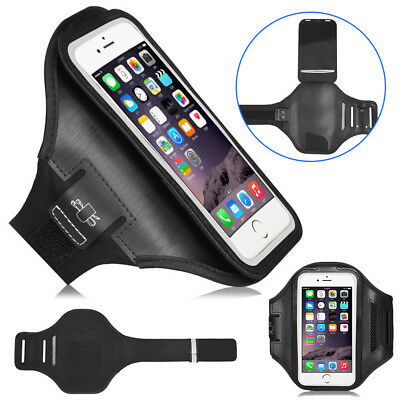 Sports Running Jogging Gym Armband Arm Band Case Cover Bag Smart Phone Holder WQ
