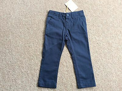 Heirloom Collection By John Lewis Boys Chinos BNWT Age 2