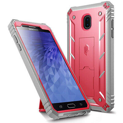 Poetic Samsung Galaxy J7 [Revolution] Heavy Duty Rugged Case with Kick-Stand PK