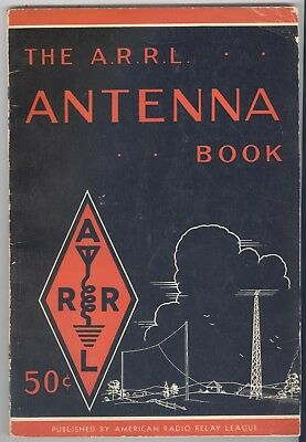 The ARRL Antenna Book from 1939
