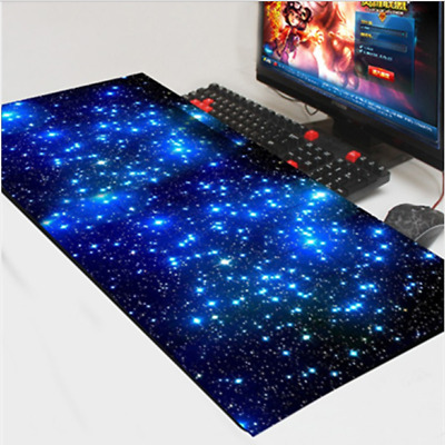 Gaming Mouse Pad Locking Edge Large Mouse Mat PC Computer Laptop Mouse pad