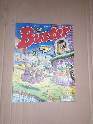 Buster issue dated March 19 1988