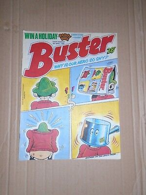 Buster issue dated April 9 1988
