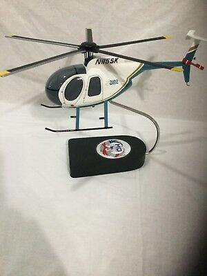 MD-500D scale helicopter model