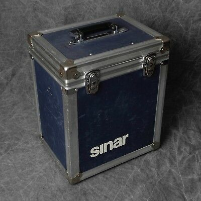 """SINAR f 5""""x4"""" LARGE FORMAT CAMERA CASE, IN VERY GOOD CONDITION."""