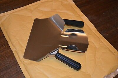 French fry scooper and bagger double handle new
