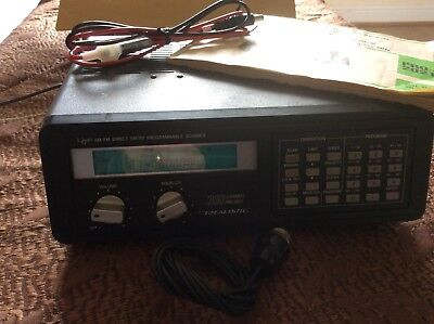 Realistic Pro-2021 Scanner Receiver