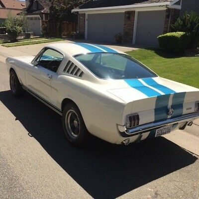 1965 Ford Mustang GT 350 1965 Ford Mustang GT 350 R recreation