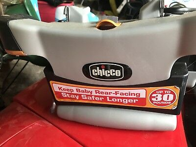Chicco Keyfit 30 Extra Infant Car Seat Base Only