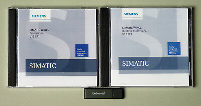 Siemens Simatic Software WinCC Professional V13 SP1 (4096 Power Tags)