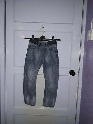 Boys Denim Co Jeans Blue Age 6 - 7 Years
