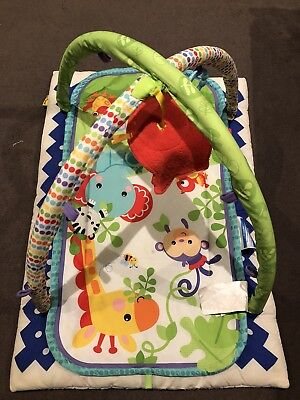 Baby Play Mat With Portable Bed